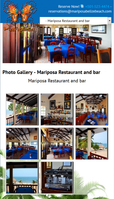 Mariposa Bed and Breakfast - Belize