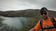 Mickael is a website expert with 20 years experience. This photo is at Hanauma Bay on Oahu.