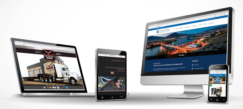 Kamloops website designers - SilverServers Inc.