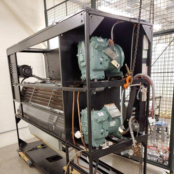 CRAC Unit Compressors
